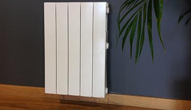 Batirad classic hoofdverwarming for Zuinige elektrische verwarming met thermostaat