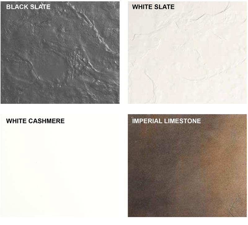 Smart Stone kleuren