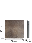 Smart Stone square sizes